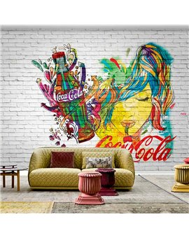 Mural Coca Cola Ref. M-192-Z41274