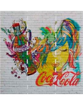 Mural Coca Cola Ref. M-192-Z41271