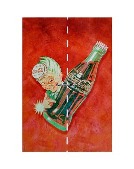 Mural Coca Cola Ref. M-192-Z41275