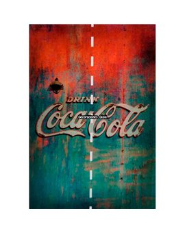 Mural Coca Cola Ref. M-192-Z41280