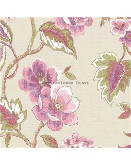 Papel Pintado Garden of Flowers Ref. 3650