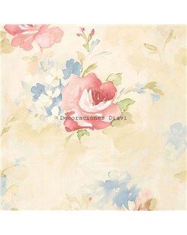 Papel Pintado Garden of Flowers Ref. 3661