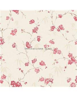 Papel Pintado Garden of Flowers Ref. 3669