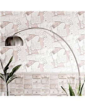 Papel Pintado Trending Walls Ref. 1611018