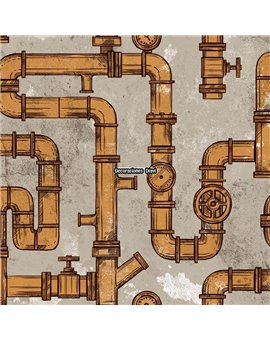 Papel Pintado Trending Walls Ref. 1611062