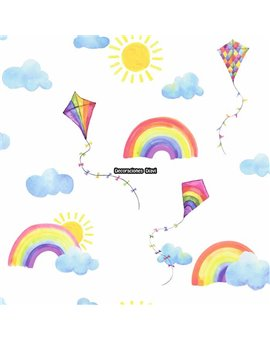 Papel Pintado Over the Rainbow Ref. 91020