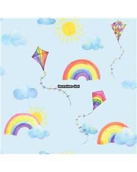Papel Pintado Over the Rainbow Ref. 91022