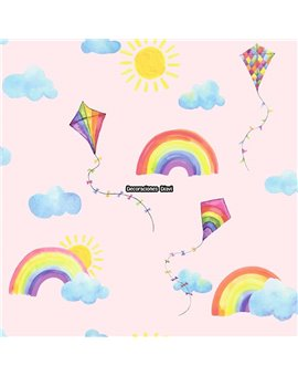 Papel Pintado Over the Rainbow Ref. 91021