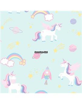 Papel Pintado Over the Rainbow Ref. 90962