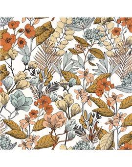 Papel Pintado Flower Power Ref. FLP-101857241