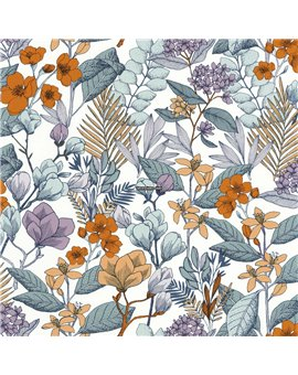 Papel Pintado Flower Power Ref. FLP-101855060
