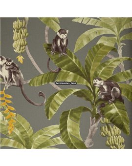 Papel Pintado Wild Jungle Ref. 262-3761