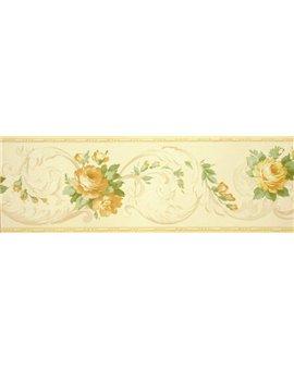 Cenefa Papel Pintado Bloom Ref. C-11404