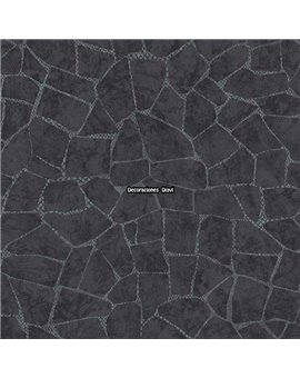 Papel Pintado Graphite - Casa Mia Ref. RM91400.