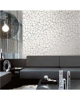 Papel Pintado Graphite - Casa Mia Ref. RM91407.