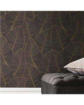 Papel Pintado Graphite - Casa Mia Ref. RM91606.