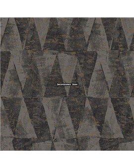 Papel Pintado Graphite - Casa Mia Ref. RM91000.
