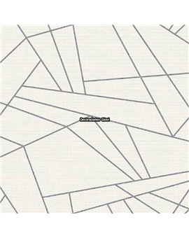 Papel Pintado Graphite - Casa Mia Ref. RM90708.
