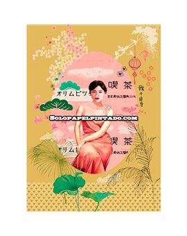 Mural Japan Ref. M-542158.