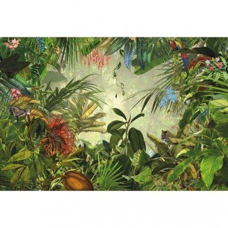 Mural into illusions ref. m-xxl4-031_into_the_wild
