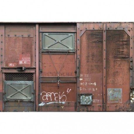 Mural into illusions ref. m-xxl4-001_wagon