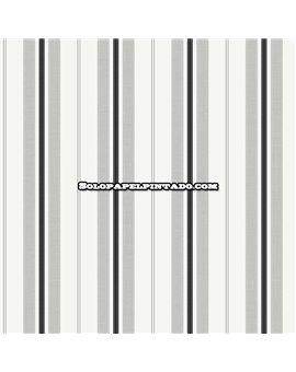 Papel Pintado Stripes Unipaper Ref. 15039.