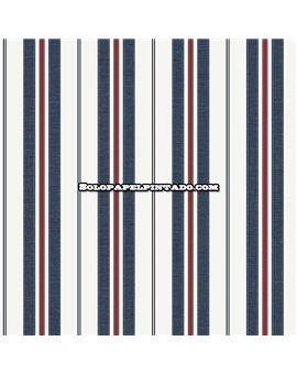 Papel Pintado Stripes Unipaper Ref. 15038.