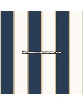 Papel Pintado Stripes Unipaper Ref. 15017.
