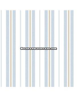 Papel Pintado Stripes Unipaper Ref. 3233.