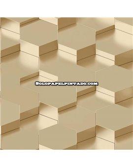 Papel Pintado Kubic Ref. KUBIC-021.