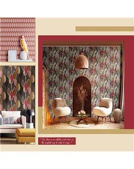 Papel Pintado Casamood Ref. 27012.