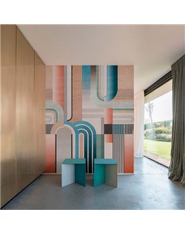 Mural Textures & Murals Ref. M-146-1187.