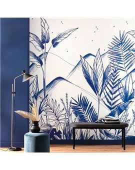 Mural Only Blue Ref. M-ONB-102736260.