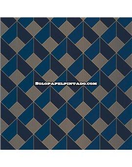 Papel Pintado Only Blue Ref. ONB-100126328.
