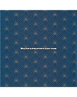 Papel Pintado Only Blue Ref. ONB-101236221.
