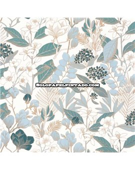 Papel Pintado Only Blue Ref. ONB-102656260.