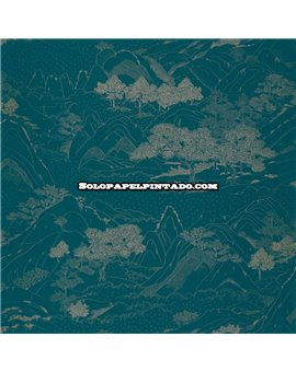 Papel Pintado Only Blue Ref. ONB-102646160.
