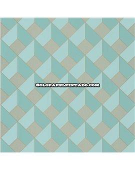 Papel Pintado Only Blue Ref. ONB-100126120.