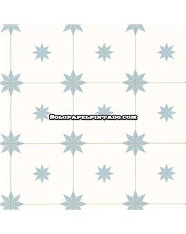 Papel Pintado Only Blue Ref. ONB-102716026.