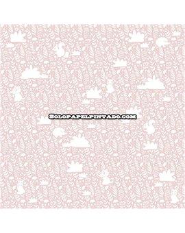 Papel Pintado Baby Love Ref. 1613015.