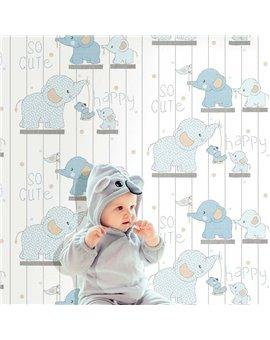 Papel Pintado Baby Love Ref. 1613022.