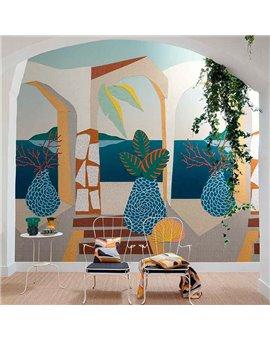 Mural Karin Sajo Ref. M-1132-KS6001.