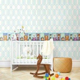 Papel pintado pajama party ref. kj51422
