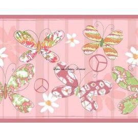 Cenefa papel pintado pajama party ref. c-kj51951b